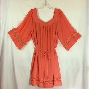 Umgee Coral Dress